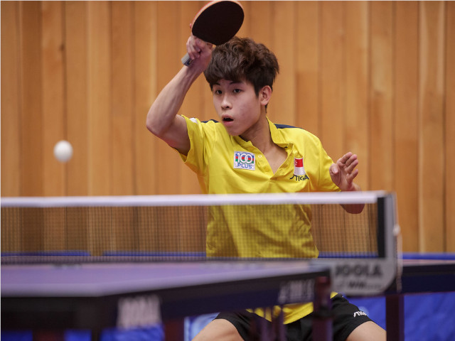 Rising Generation of table tennis talents will be promoted to the Singapore National Table Tennis Team and Intermediate Squad