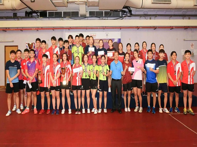 Table Tennis:  The National Table Tennis Grand Finale 2019/2020 ended on a successful note