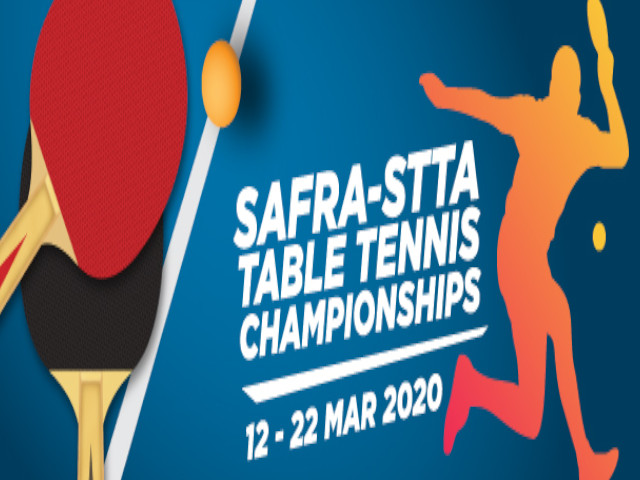 The SAFRA-STTA Table Tennis Championships Updates