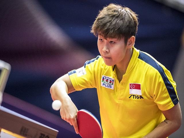 Team Singapore Paddlers are ready to kick start the 2020 ITTF Challenge Plus, Oman Open tournament, 11 to 15 March 2020