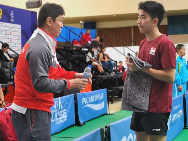 SG-Coach Level 1 (Full Integration) Table Tennis Coaching Course