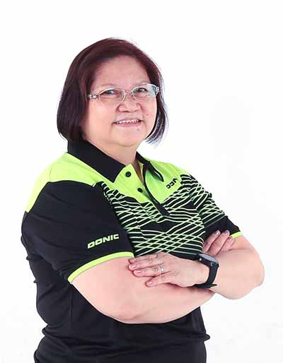 Ms Eva Grace L Ong