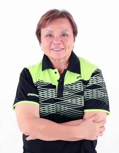 Ms Ellen Lee Geck Hoon JP, PBM