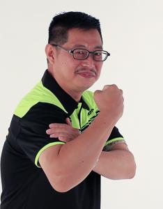 Mr Francis Lee Seng Ken, PBM